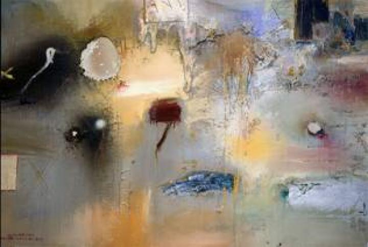 Shakir Hassan Al Said : Untitled